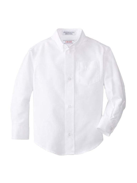 Izod  Boys' Long-Sleeve Oxford Shirt-10 by Izod - My100Brands