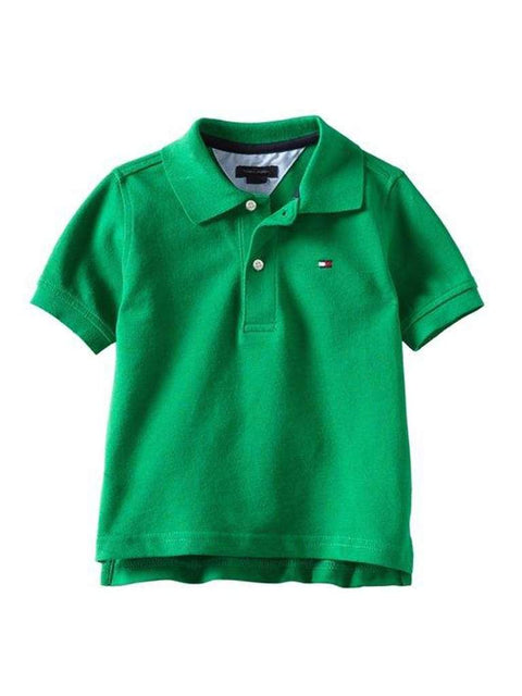 Tommy Hilfiger Little Boys' Polo Shirt by Tommy Hilfiger - My100Brands