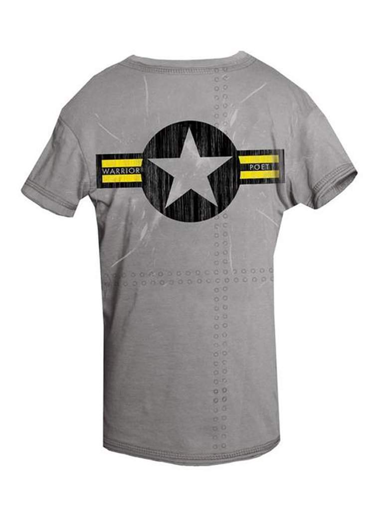 Warrior Poet Boys' Air Strike Short Sleeve T-Shirt by Warrior Poet - My100Brands