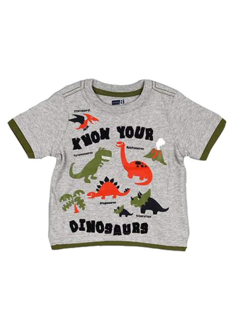 Know Your Dinosaurs Tee by My100Brands - My100Brands