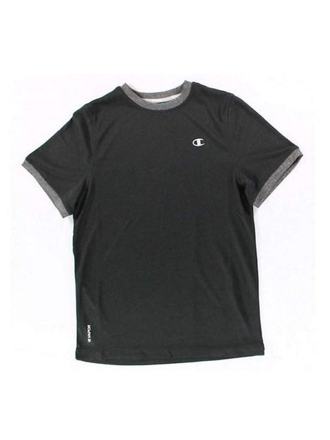 Champion Big  Boys T-Shirt , Vapor Tee, Black by Champion - My100Brands