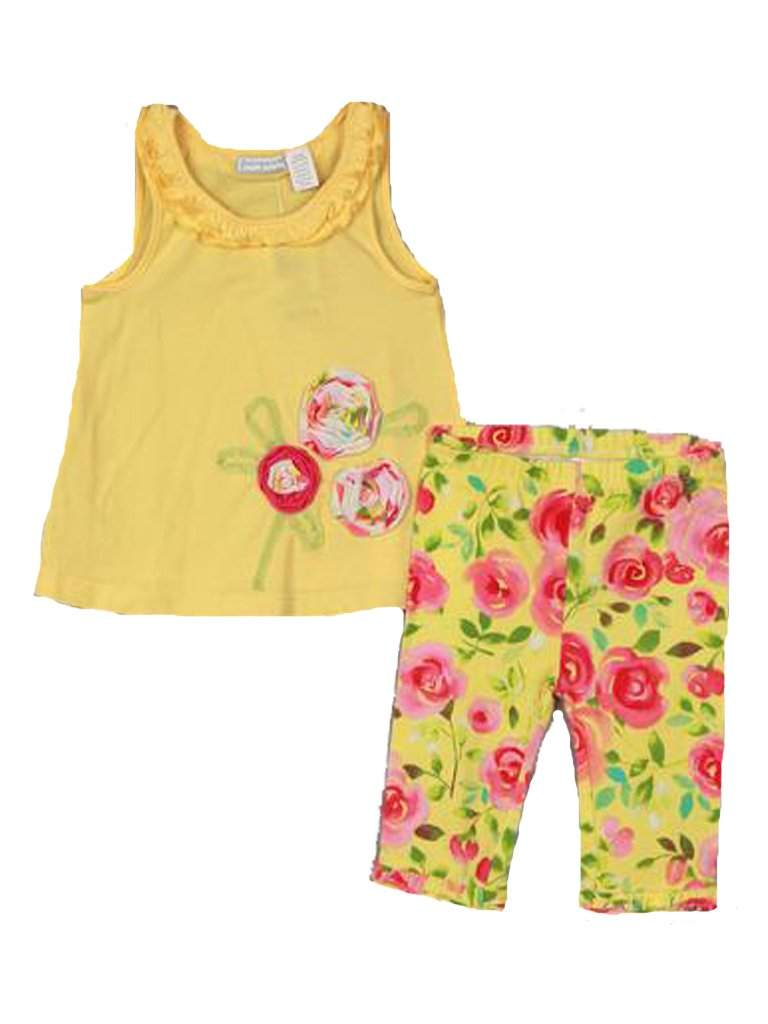 Baby Girls' Tunic and Leggings 2-Pc Set by My100Brands - My100Brands