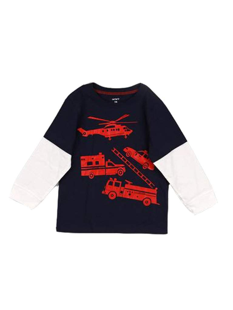 Carter's Baby Boy Printed T-Shirt by Carters - My100Brands