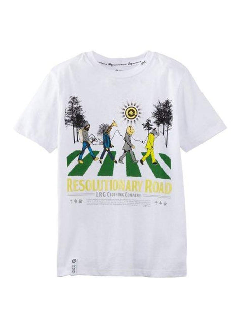 LRG Boys' Resolutionary Road Tee by LRG - My100Brands