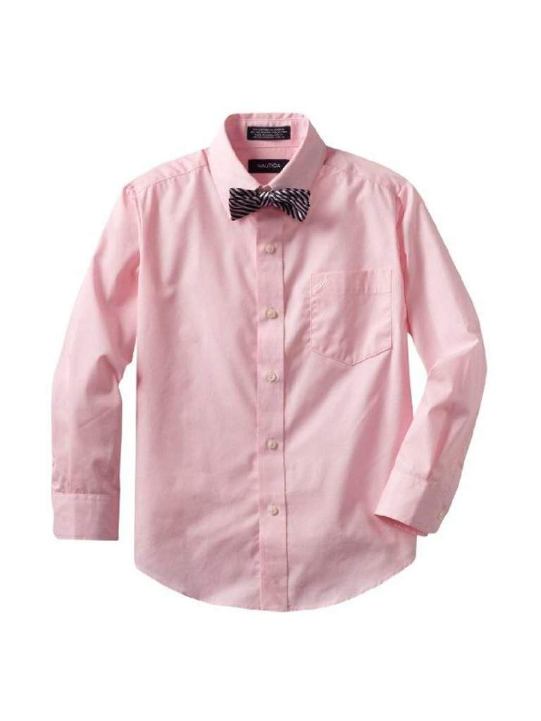 Nautica Boys' Shirt and Bow Tie by Nautica - My100Brands