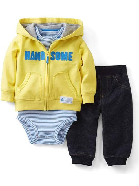 Carter's Handsome 3-Pc Set by Carters - My100Brands