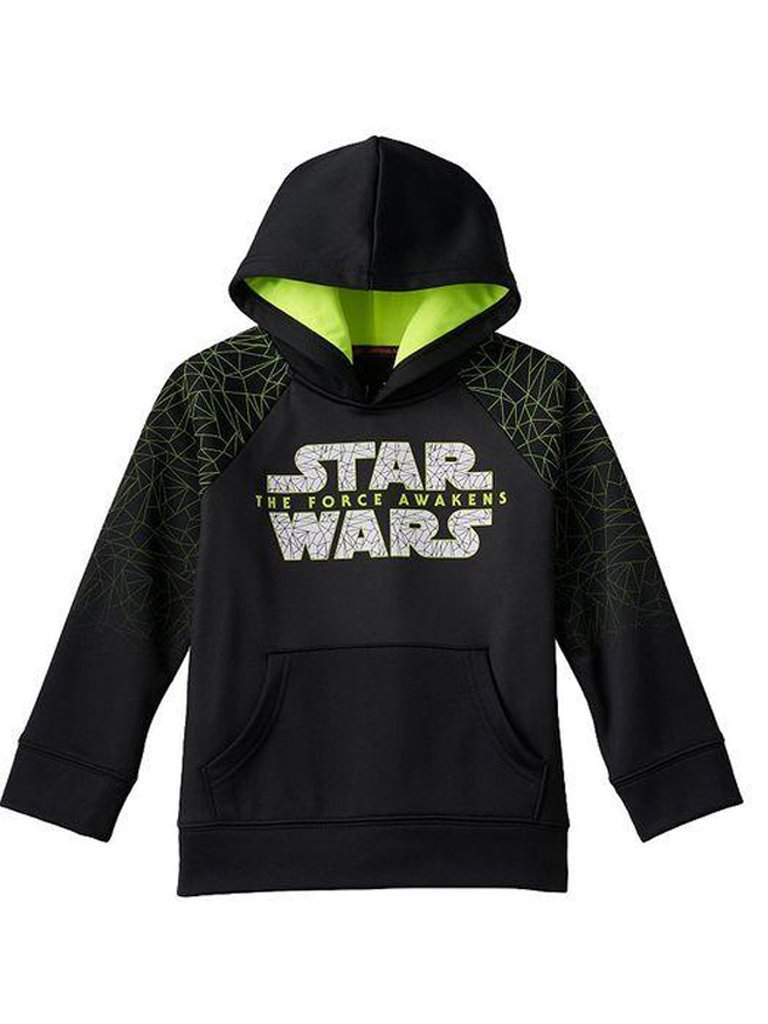 Boy's Star Wars Fleece-Lined Hoodie by My100Brands - My100Brands