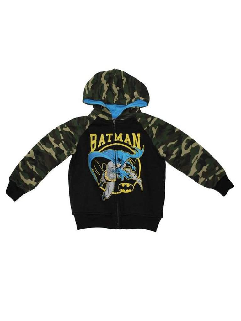 DC Comics Batman Character Kid's Hoodie by Batman - My100Brands