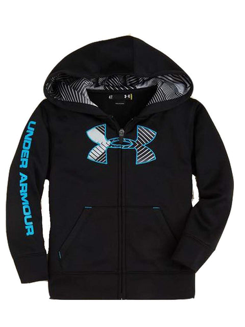 Under Armour Boys' Ultra Light Logo Hoodie by Under Armour - My100Brands
