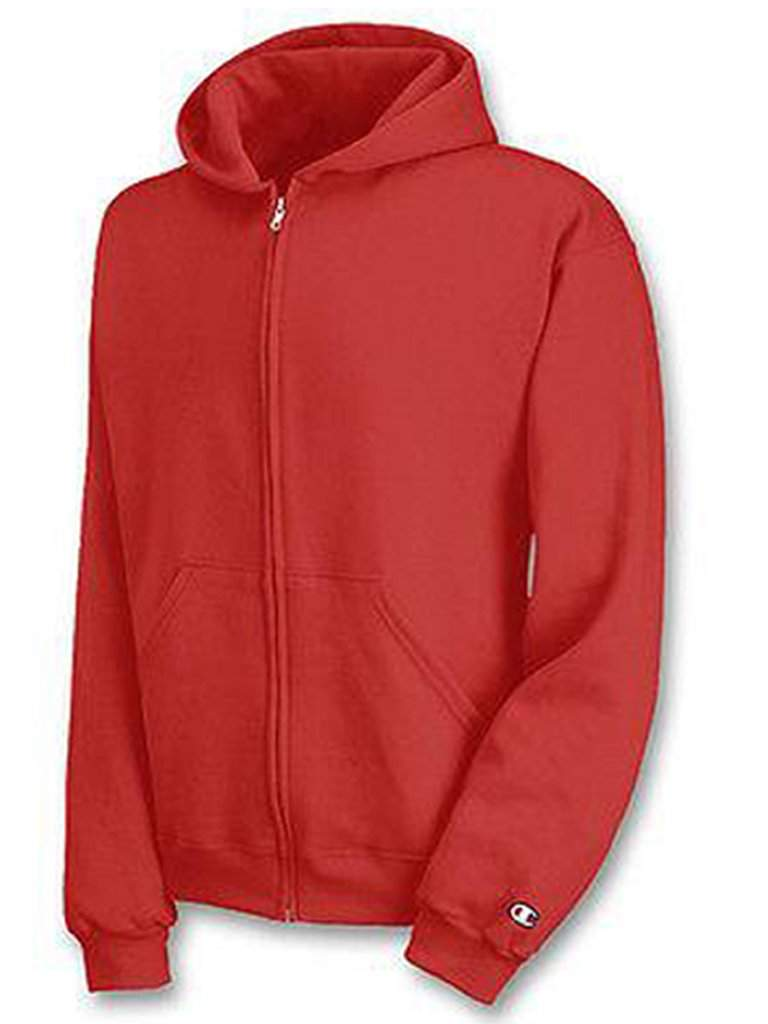 Champion Big Boys'  Hoodie, Boys Fleece Zip Hoodie by Champion - My100Brands