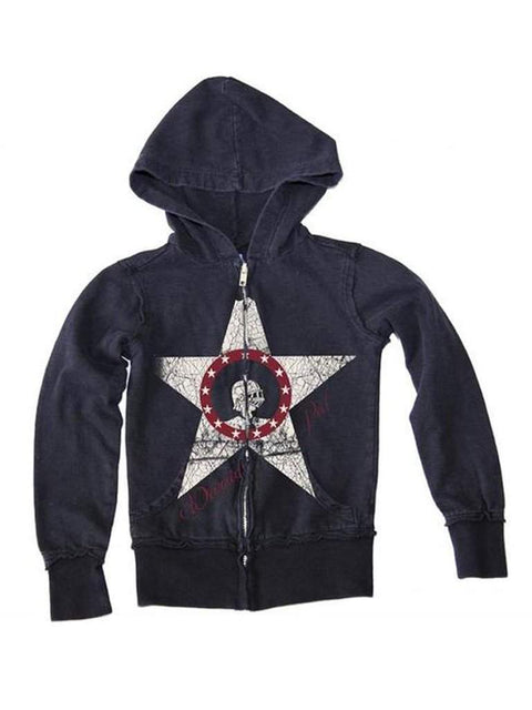Warrior Poet Old Glory Hoodie by Warrior Poet - My100Brands