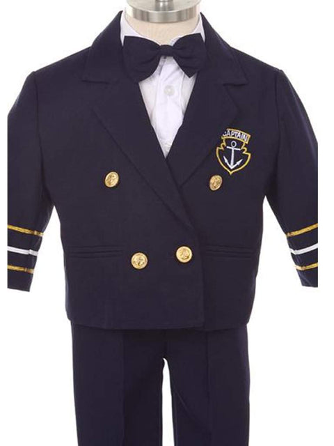 Navy Sailor Captain Set by My100Brands - My100Brands