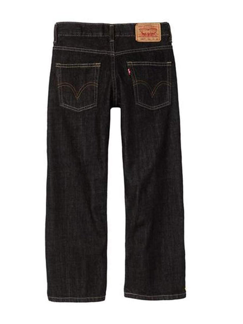 Levi's Big Boys' 550 Relaxed-Fit Jeans by Levi's - My100Brands