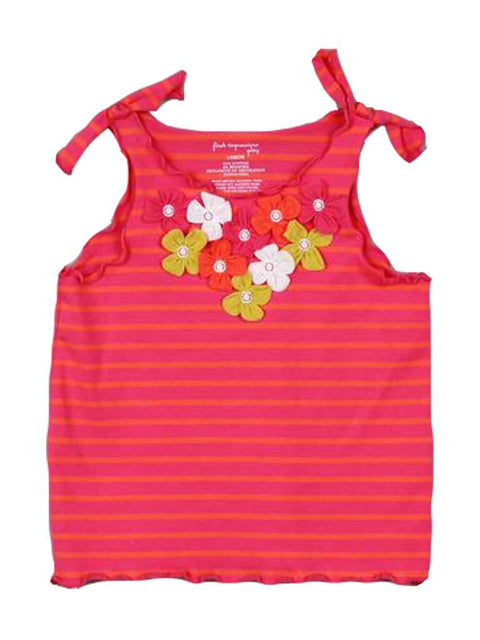 Baby Girls' Floral Tee by My100Brands - My100Brands