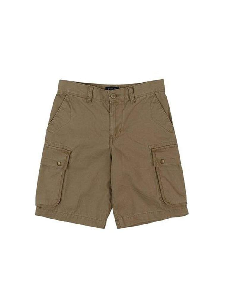 Polo Ralph Lauren Boy's Chino Cargo Shorts by Ralph Lauren - My100Brands