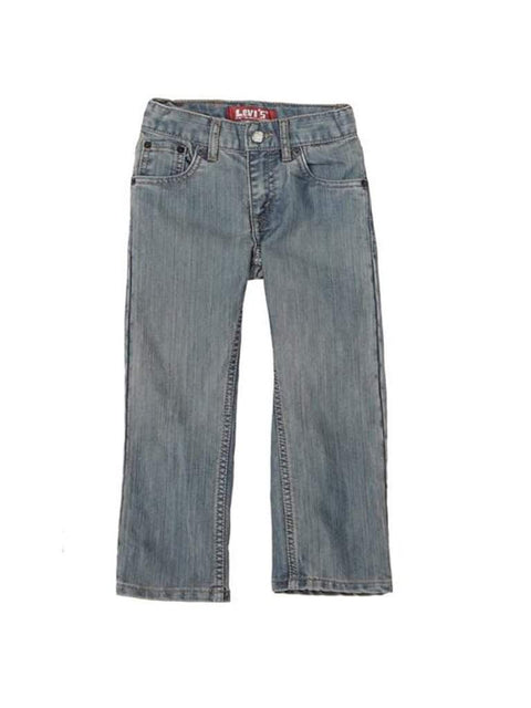 Levi's Boys 514 Slim Straight Jeans by Levi's - My100Brands