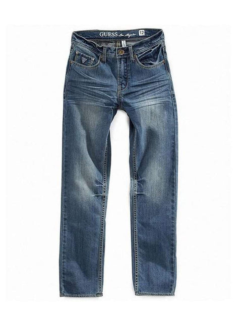 Guess Big Boy's Brit Rocker Jeans by Guess - My100Brands
