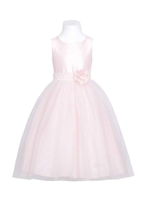 Sweet Kids Dress With Tulle by Sweet Kids - My100Brands