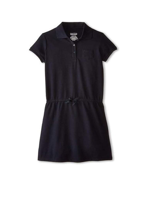 Nautica Kids' Pique Polo Dress by Nautica - My100Brands