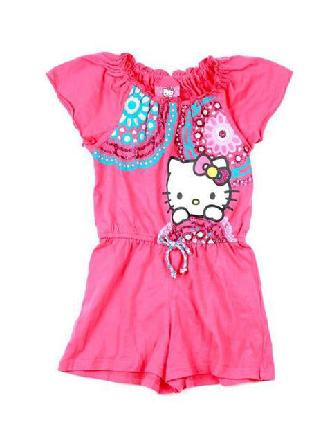Hello Kitty Graphic Romper by Hello Kitty - My100Brands