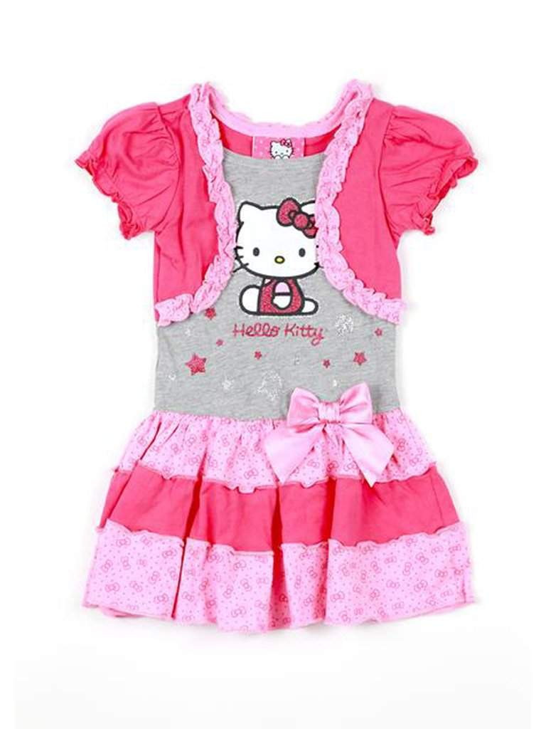 Hello Kitty Shrug Dress by Hello Kitty - My100Brands