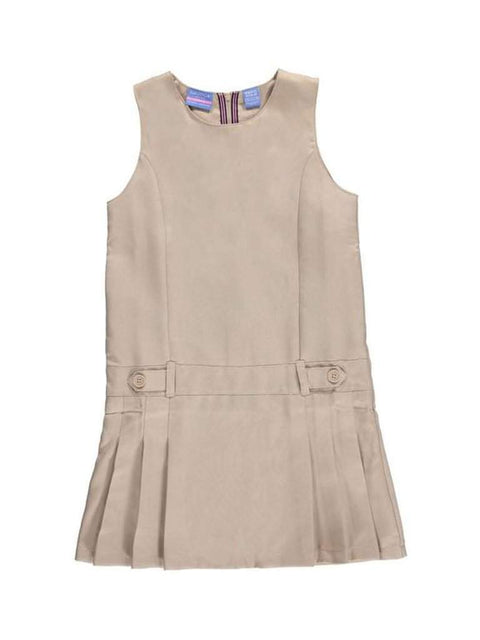 Nautica Girls' Pleat and Tab Jumper by Nautica - My100Brands