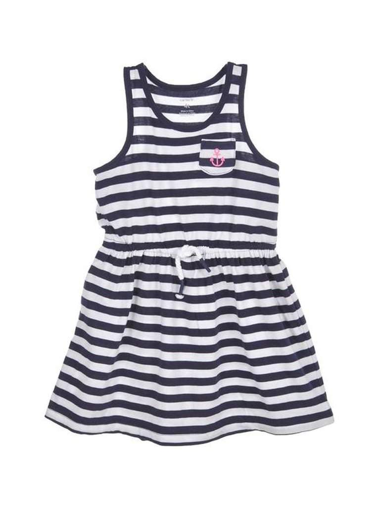 Carter's Toddler Girls' Striped Dress by Carters - My100Brands