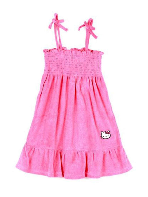 Hello Kitty Girl's Terry Cover-Up Dress by Hello Kitty - My100Brands