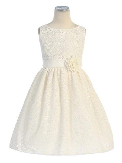 Sweet Kids Vintage Lace Dress by Sweet Kids - My100Brands