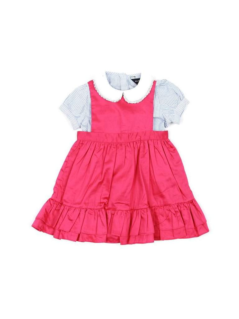Ralph Lauren Infant Girls' Dress 2-Pc Set by Ralph Lauren - My100Brands