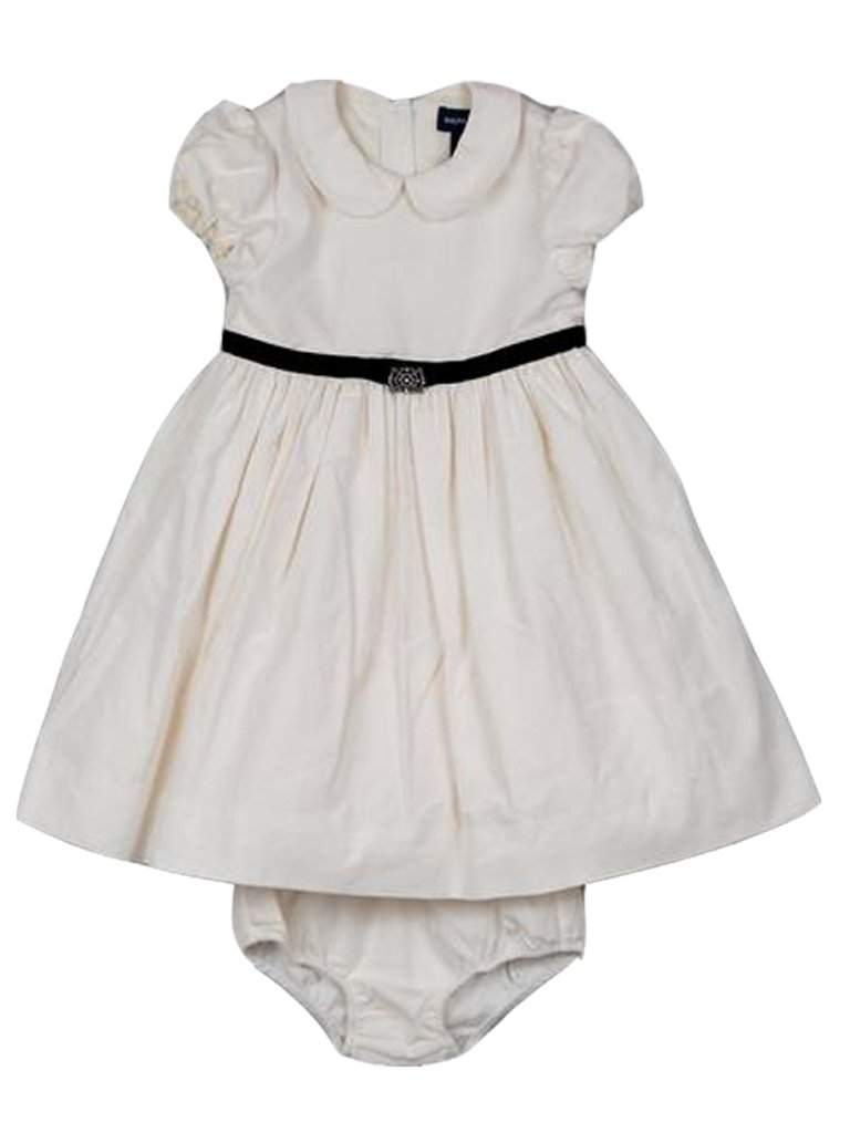 Ralph Lauren Little Girls' Short Sleeve Party Dress 2-Pc Set by Ralph Lauren - My100Brands