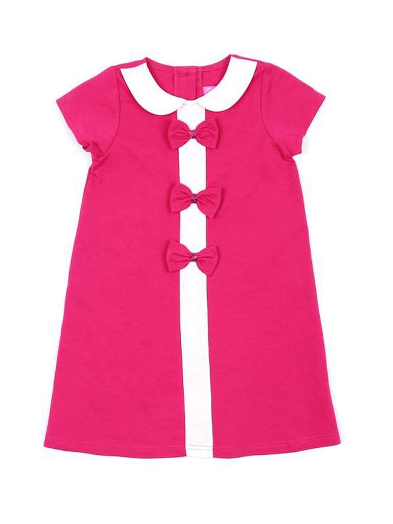 Good Lad Girl's Dress With Bows by Good Lad - My100Brands