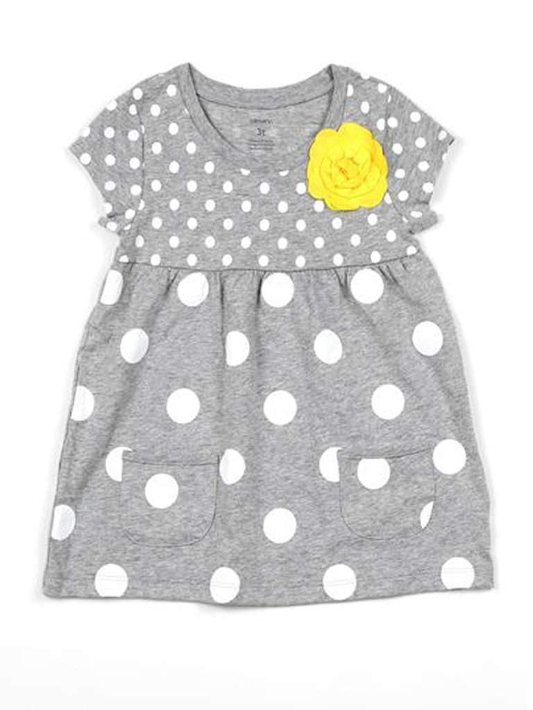 Carter's Summer Polka Dot  Dress by Carters - My100Brands