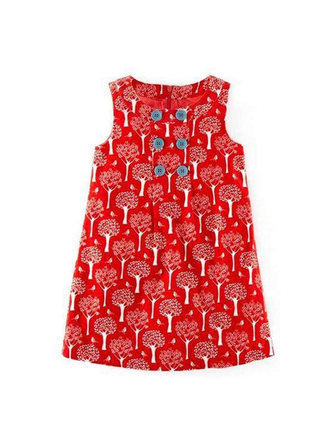 Mini Boden Pinafore Sleeveless Dress by My100Brands - My100Brands