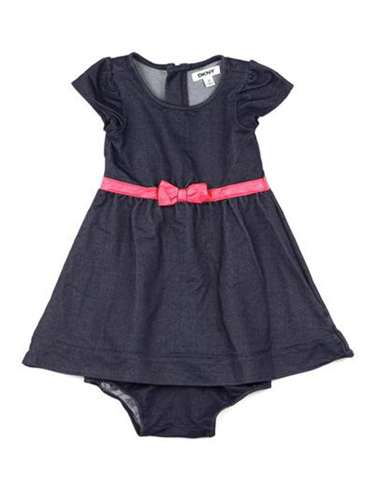 d1c4bbde0 DKNY Baby Girl Dress 2-Pc Set – My100Brands