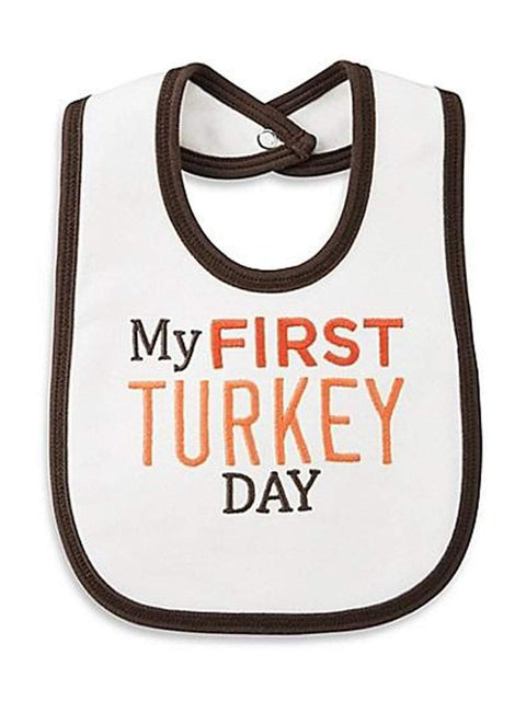 Carter's My First Turkey Day Bib by Carters - My100Brands