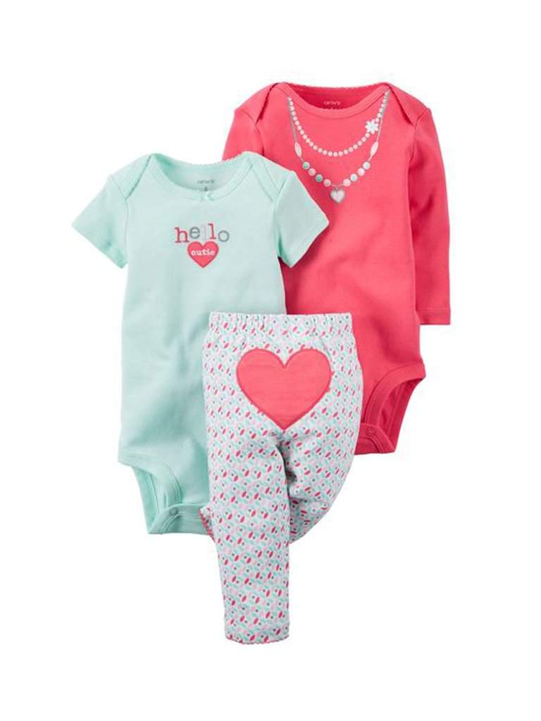 Carter's Little Character 3-Pc Set by Carters - My100Brands