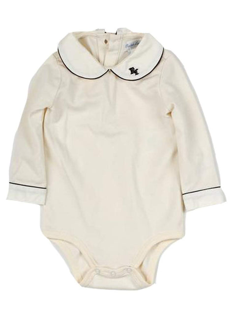 Ralph Lauren Girls' Long Sleeve Onesie by Ralph Lauren - My100Brands