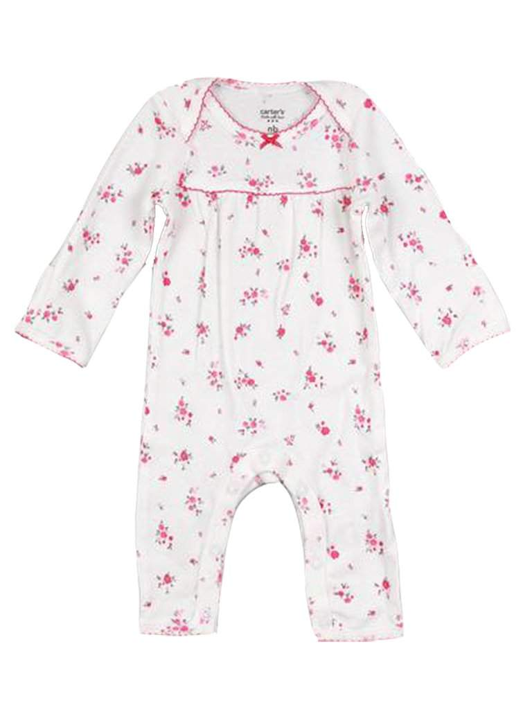 Carter's Rose Long Sleeve Bodysuit by Carters - My100Brands