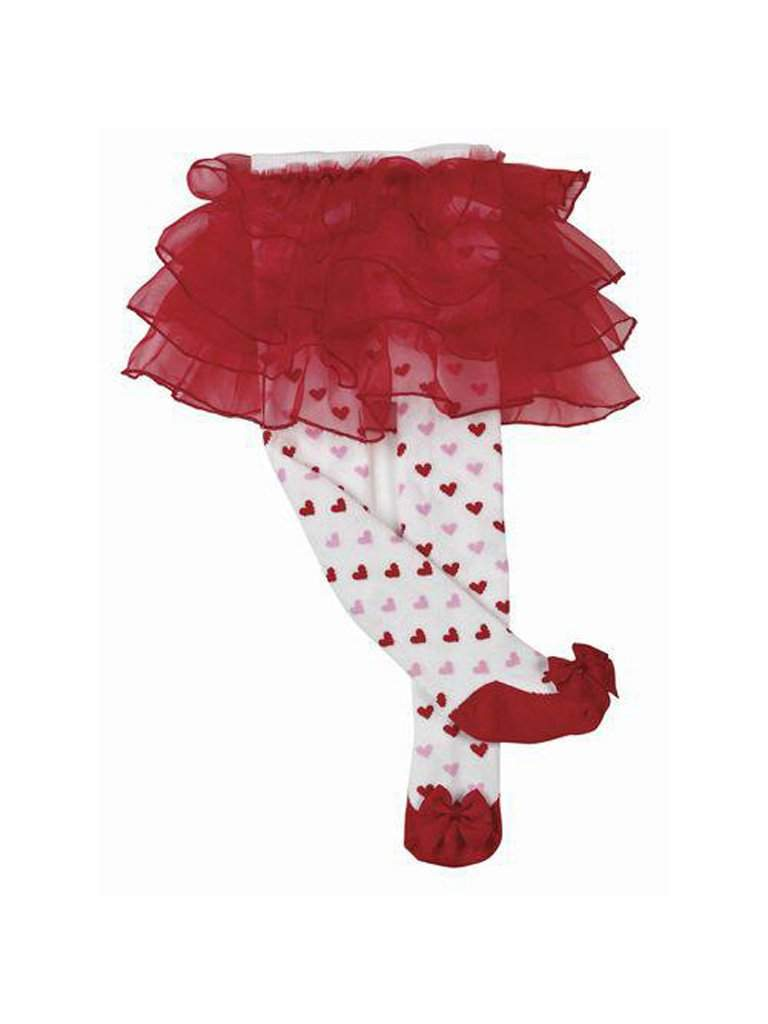 Bearington Baby Collection Sweetheart Tutu Tights by Bearington Baby Collection - My100Brands