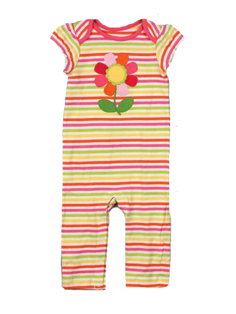 Girls' Summer Play Suit by My100Brands - My100Brands