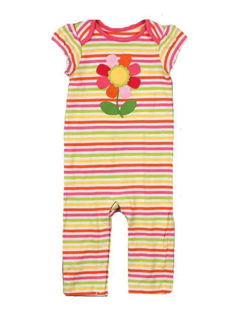 Girls Summer Play Suit by My100Brands - My100Brands