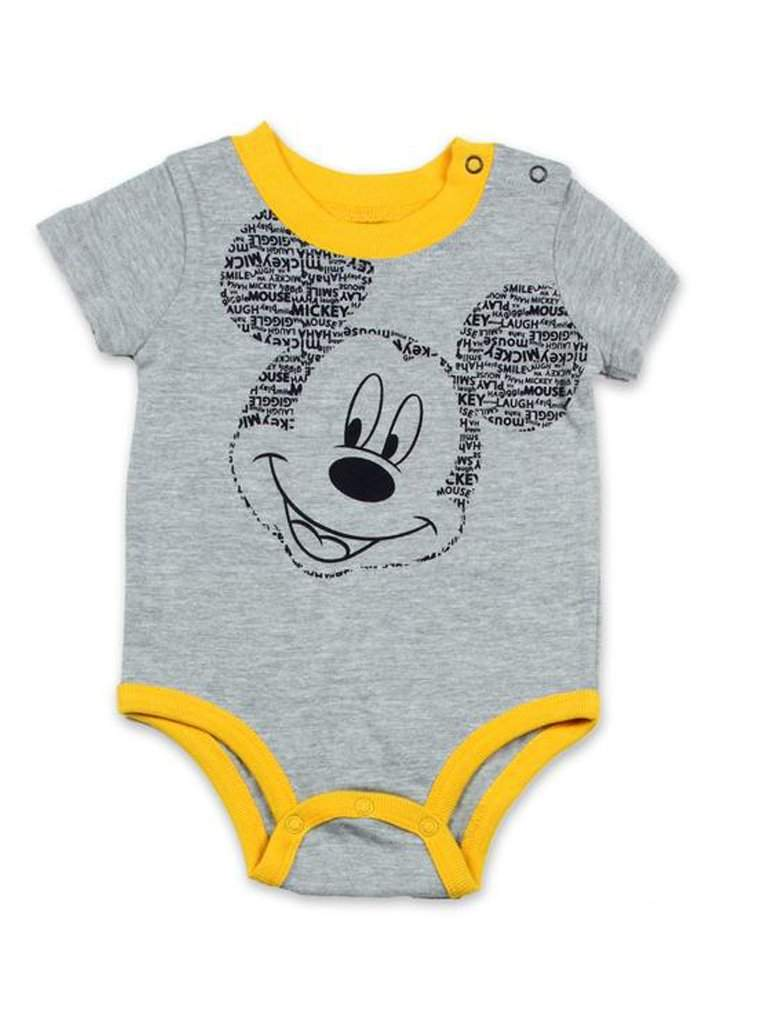 Disney Mickey Mouse Boys' Bodysuit by Disney - My100Brands