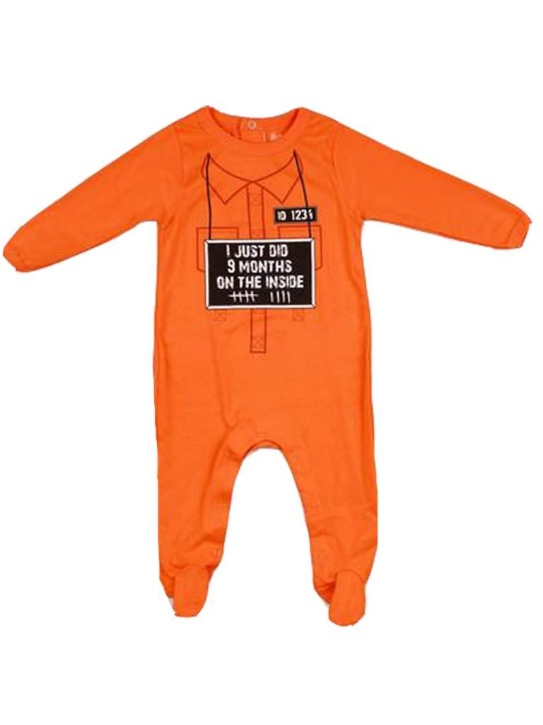 Sara Kety Boys' Footed Bodysuit by Sara Kety - My100Brands