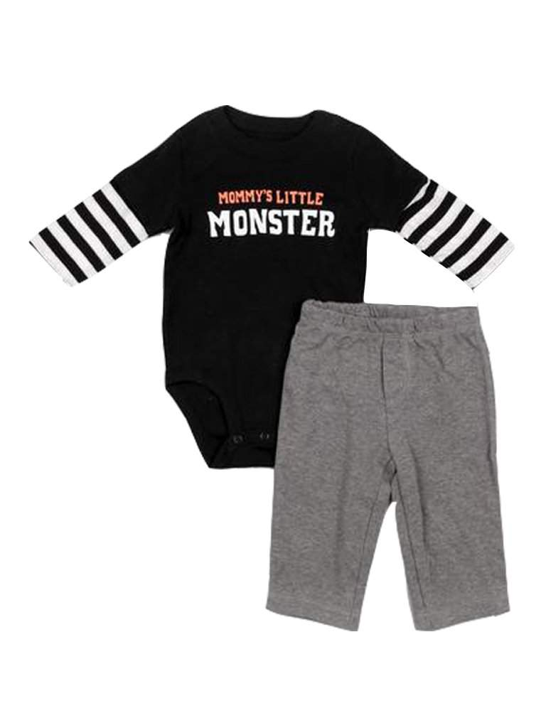 Carter's Mommy's Little Monster 2-Pc Set by Carters - My100Brands