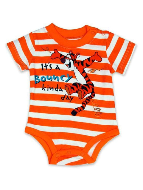 Disney Tigger Boys' Bodysuit by Disney - My100Brands