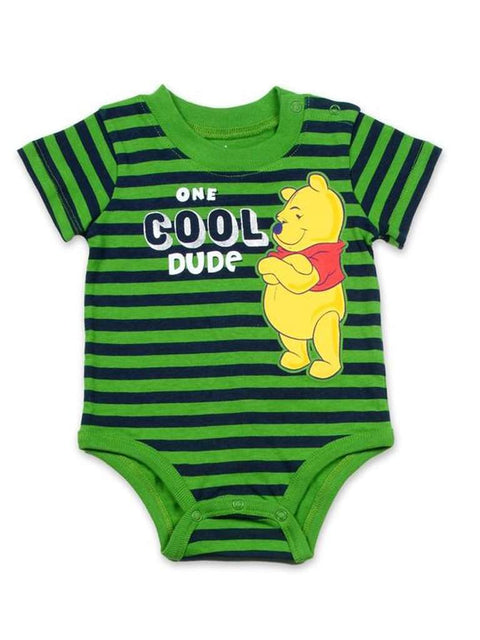 Disney Winnie The Pooh Boys Bodysuit by Disney - My100Brands
