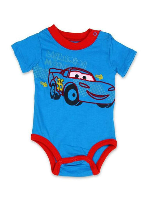 Disney Cars Boys Bodysuit by Disney - My100Brands