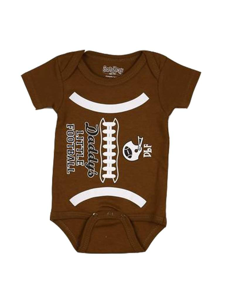 Sara Kety Daddy's Little Football Bodysuit by Sara Kety - My100Brands