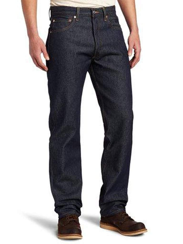 Levi's Men's 501 Original Shrink-To-Fit Jeans by Levi's - My100Brands